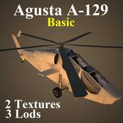 A129 Temel 3d model