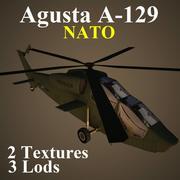 A129 NAT 3d model
