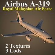 A319 RMF 3d model