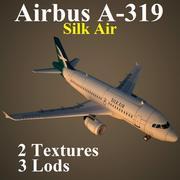 A319 SLK 3d model