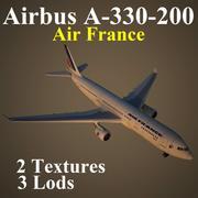 A332 AFR 3d model