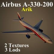 A332 ARA 3d model