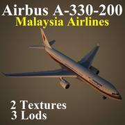 A332 MAS 3d model