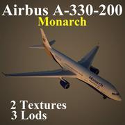A332 MON 3d model