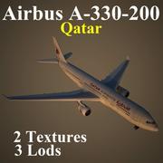 A332 QTR 3d model