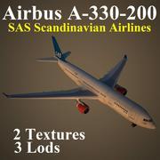 A332 SAS 3d model