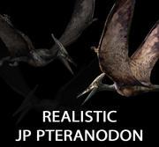 Parque Jurássico - Pteranodon 3d model