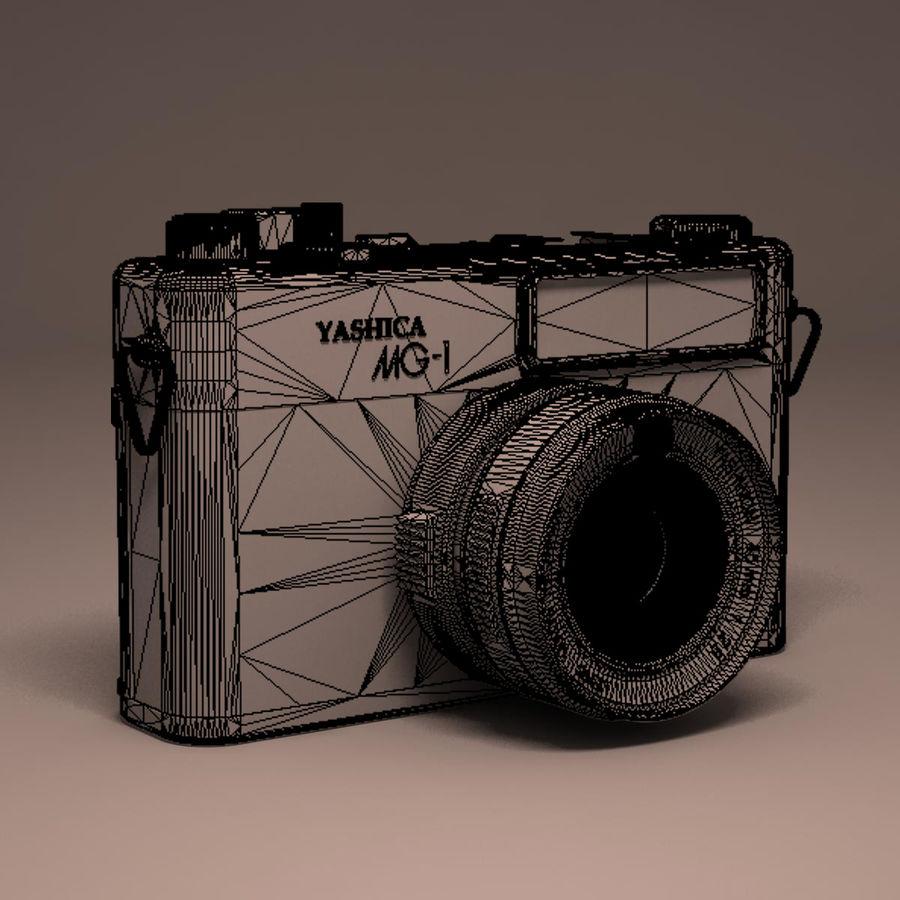 Macchina fotografica analogica royalty-free 3d model - Preview no. 14