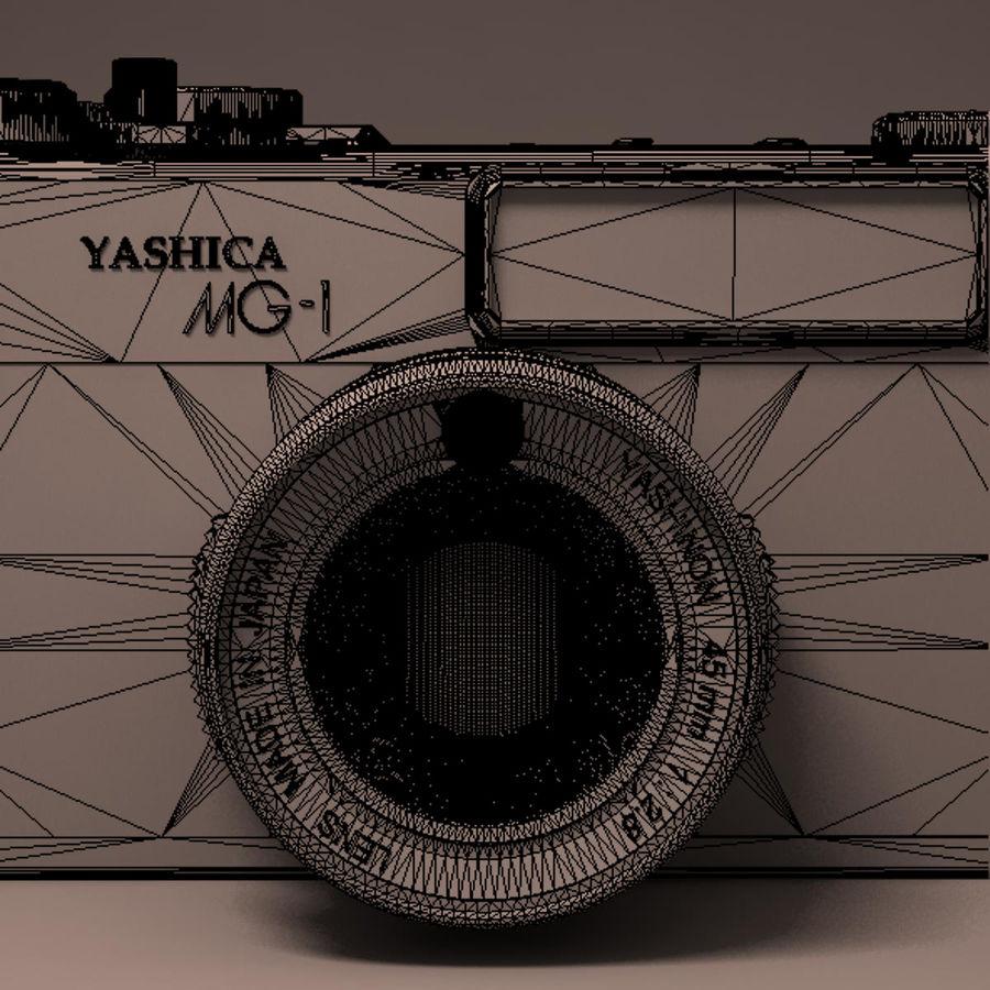Macchina fotografica analogica royalty-free 3d model - Preview no. 24