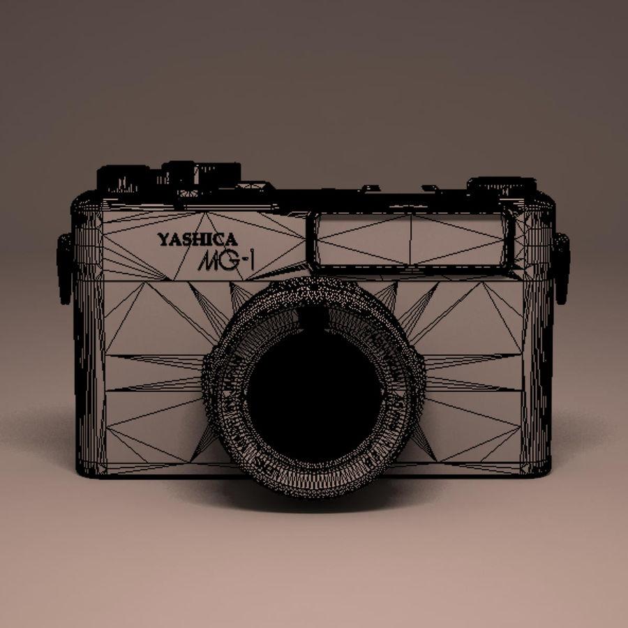 Macchina fotografica analogica royalty-free 3d model - Preview no. 13