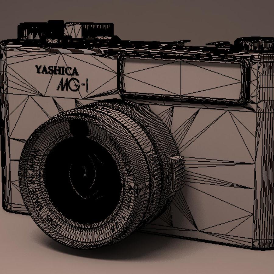 Macchina fotografica analogica royalty-free 3d model - Preview no. 23