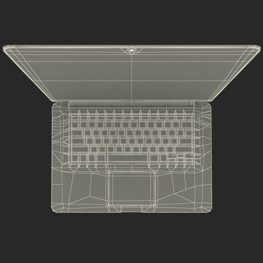 MacBook Pro视网膜显示屏 royalty-free 3d model - Preview no. 21