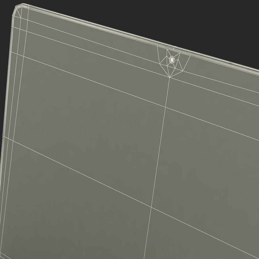 MacBook Pro视网膜显示屏 royalty-free 3d model - Preview no. 24