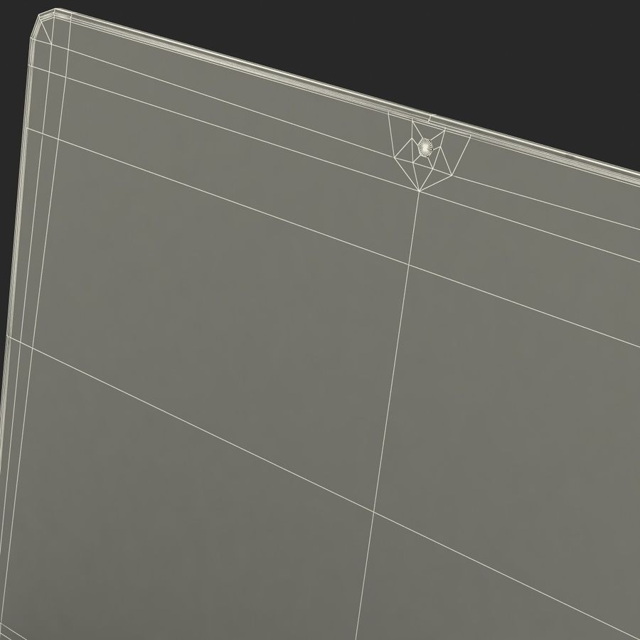 MacBook Pro视网膜显示屏 royalty-free 3d model - Preview no. 24