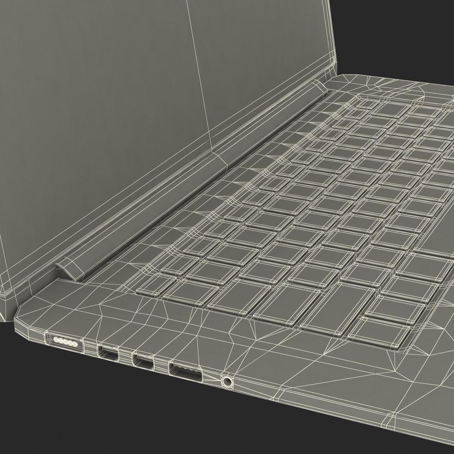 MacBook Pro视网膜显示屏 royalty-free 3d model - Preview no. 23