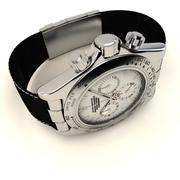 Rolex daytona leather(1) 3d model