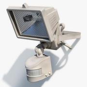 Hareket Sensörü Işığı 3d model