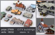casa de familia 3d model