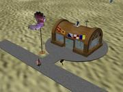 Krusty Krab 3d model