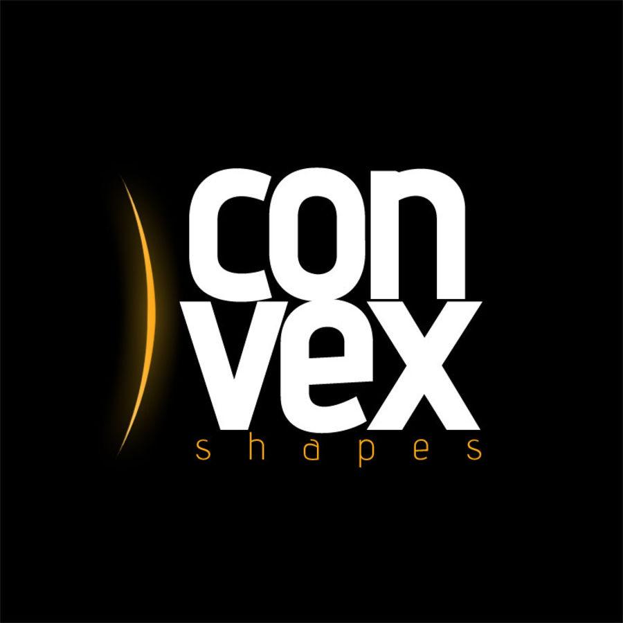 Konvexformat kökdekorationer - mellanmål royalty-free 3d model - Preview no. 5
