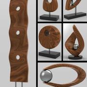 Éléments décoratifs 3d model