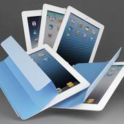 Apple Новый iPad с дисплеем Retina 3d model