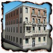 Дом 54 3d model