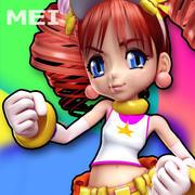 MEI-Chan 3d model