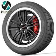 rueda Alutec Black Sun modelo 3d