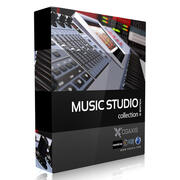 CGAxis 모델 Volume 31 Music Studio 3d model