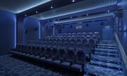 Кинотеатр 3d model