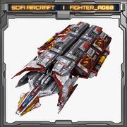 SciFi_AG60 3d model