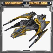 SciFi_AG30 3d model