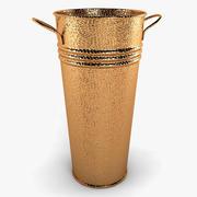Tauba Copper Vase 3d model