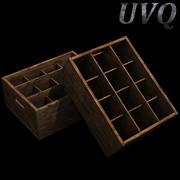 木枠 3d model