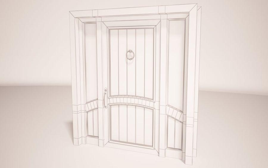deuren royalty-free 3d model - Preview no. 5