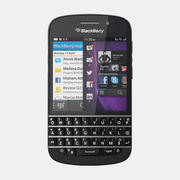 BlackBerry Q10 3d model