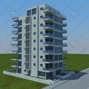 Gebäude (1) (1) (1) (3) 3d model