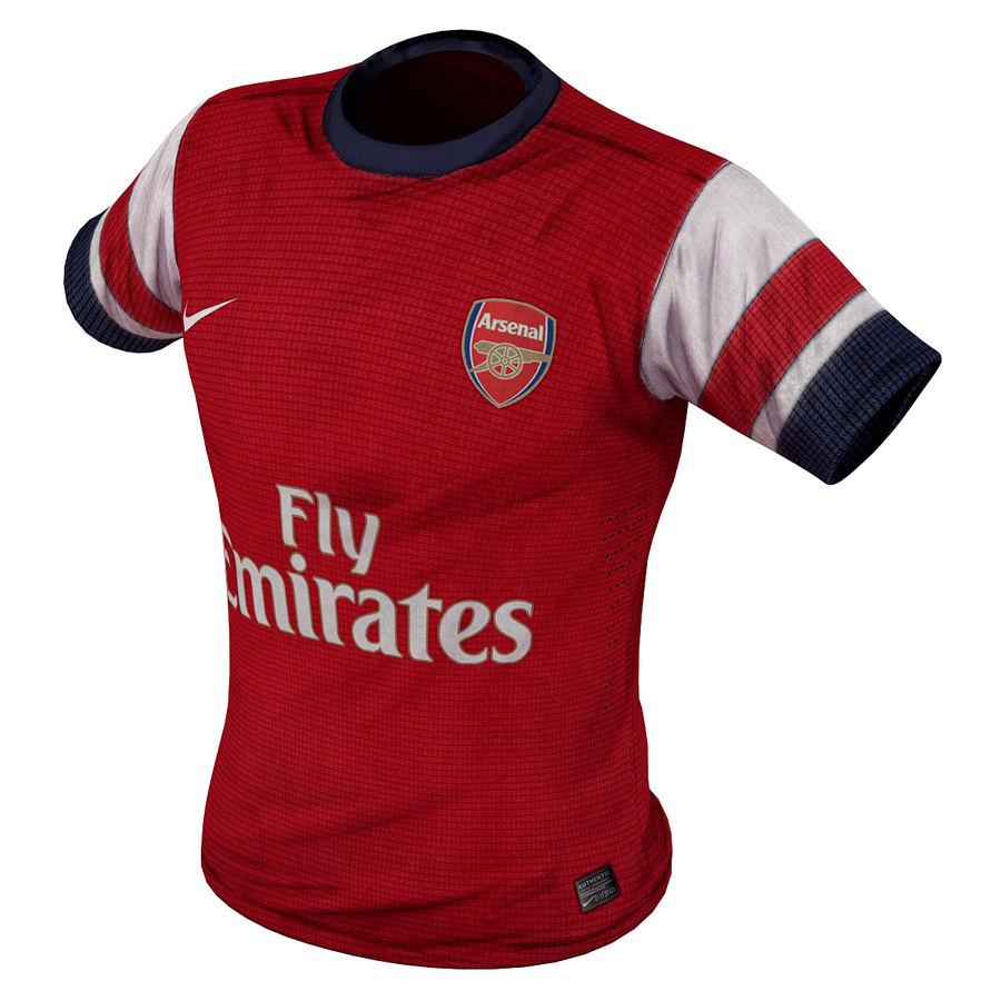 new style a665a ee0d7 Soccer Shirt 3D Model $49 - .ma .c4d .obj .fbx .max .lwo ...