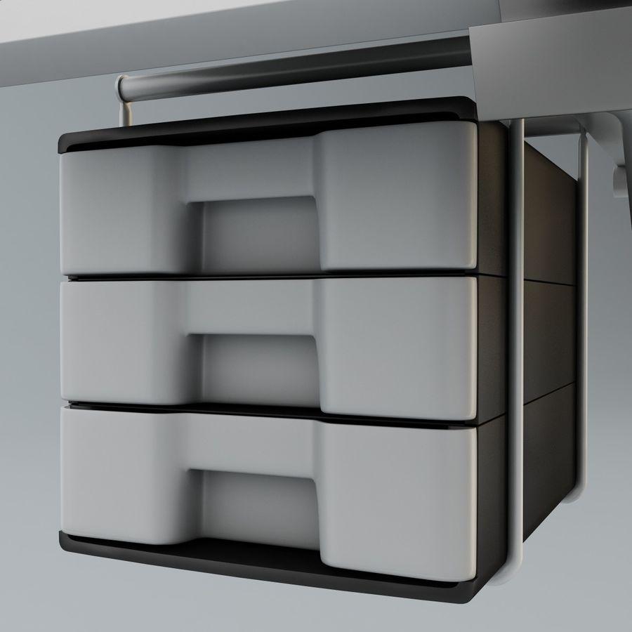 Stół Martin Ashley Art Hobby royalty-free 3d model - Preview no. 11