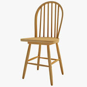 Kitchen Chair 2 3d model