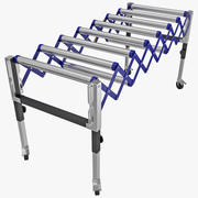 Expandable Conveyor 3d model