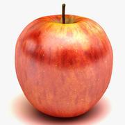 Fuji Apple modelo 3d
