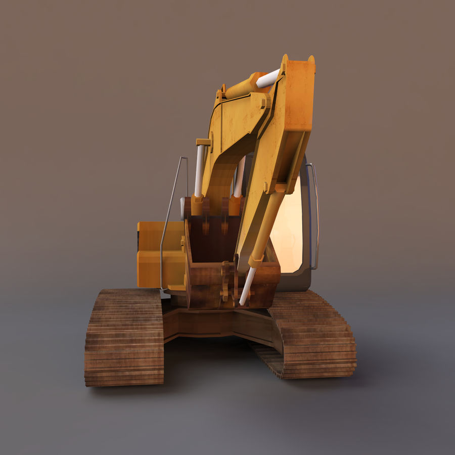 Graafmachine royalty-free 3d model - Preview no. 2