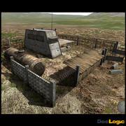 Outpost 3d model