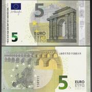 5 euro NOWOŚĆ 3d model