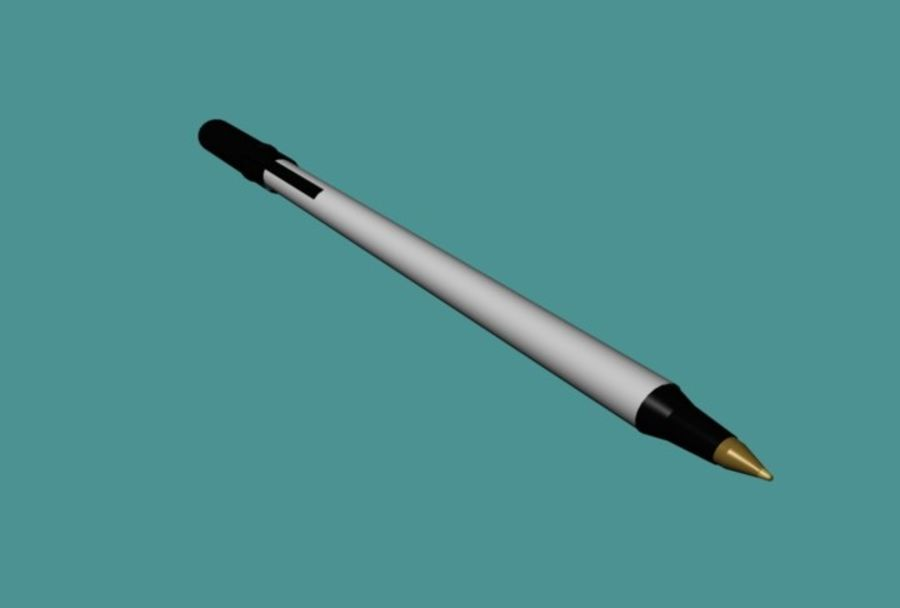 Penna royalty-free 3d model - Preview no. 2