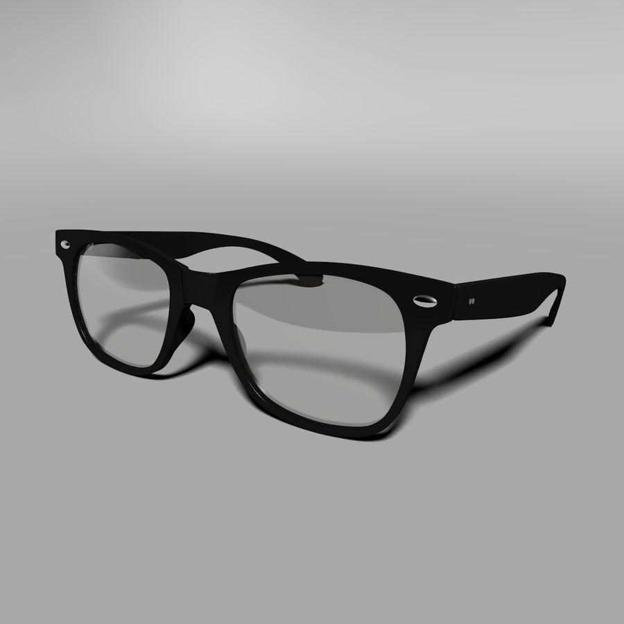 Bicchieri royalty-free 3d model - Preview no. 1