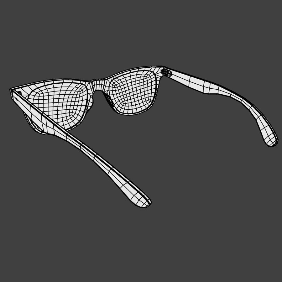 Bicchieri royalty-free 3d model - Preview no. 5