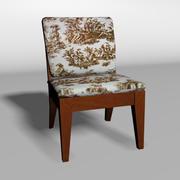 Krzesło 3d model